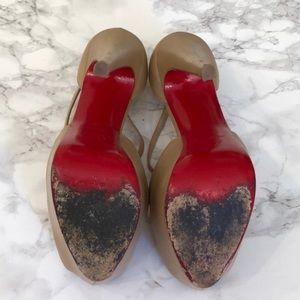Christian Louboutin Shoes - ⚡️Flash Sale ⚡️Christian Louboutin EXAGONA 160 KID